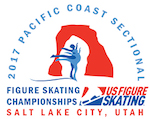 2017 Pacific Coast Sectional Championships logo.