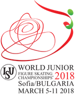 2018 ISU World Junior Figure Skating Championships, Sofia Bulgaria