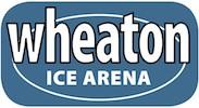 Wheaton Ice Arena logo.